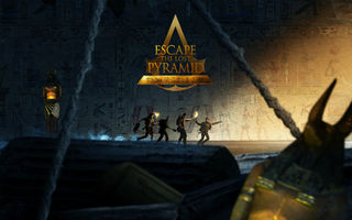 Dobrodružná expedice ve VR - Escape the Lost Pyramid